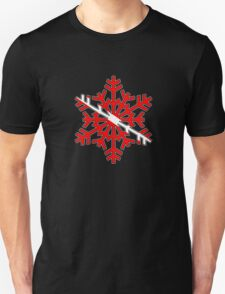 Dive flag snowflake T-Shirt