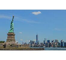 Liberty and Freedom Photographic Print