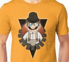 Clockwork Mario Unisex T-Shirt