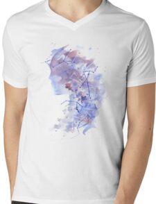 Asteria Mens V-Neck T-Shirt