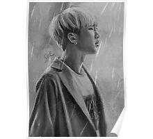 Namjoon rain Poster