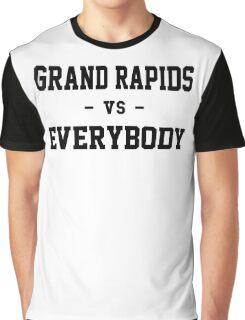 Grand Rapids vs Everybody Graphic T-Shirt