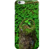 Surprises In The Forest. At Neptune Beach, Yachats, Ore. iPhone Case/Skin