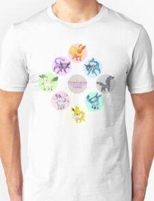 Eeveelution Lover! T-Shirt