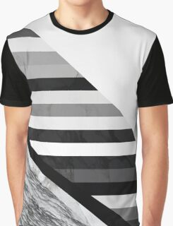 Marble Waters Graphic T-Shirt