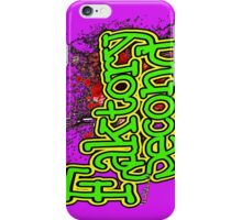 Faktory Seconds Now Available from VivaChas! iPhone Case/Skin