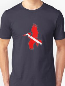 Dive flag pelican T-Shirt