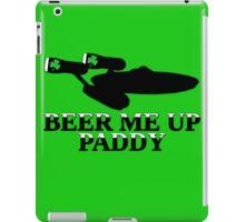 Funny Irish beer themed  iPad Case/Skin
