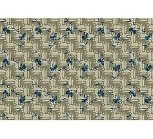 Fabric Pattern 1 Photographic Print