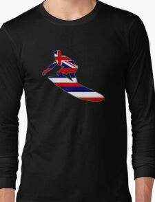 Hawaii flag surfer T-Shirt