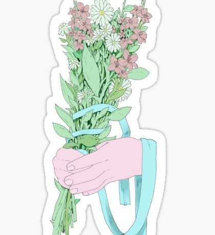 Bouquet (notext) Sticker