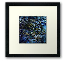 Abstract #1, Mystery Framed Print