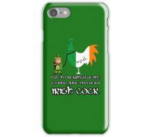 Funny Irish St Patrick's Day iPhone Case/Skin