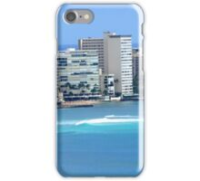 Honolulu Skyline Magic iPhone Case/Skin