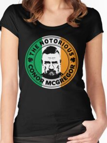 Conor Mcgregor Women's Fitted Scoop T-Shirt