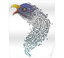 Eagle Jelly Poster
