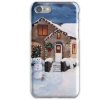 Gingerbread House iPhone Case/Skin