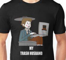 Clive Dove The Trash Man Unisex T-Shirt