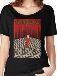Twin Peaks Red Room Women's Relaxed Fit T-Shirt