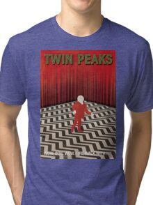 Twin Peaks Red Room Tri-blend T-Shirt
