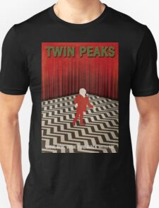 Twin Peaks Red Room Unisex T-Shirt