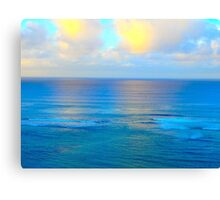 Oahu's North Shore in October Canvas Print