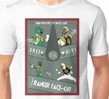 Green VS White Unisex T-Shirt
