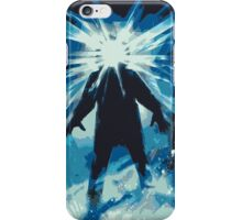 What you fear most... is among you. iPhone Case/Skin