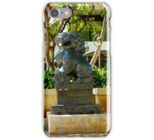 Chinatown Honolulu Lions iPhone Case/Skin