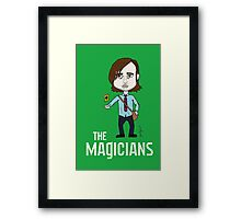 The Magicians Framed Print