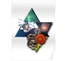 Triangular Fantasy Poster