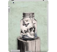 Lost thoughts, nautical skull iPad Case/Skin