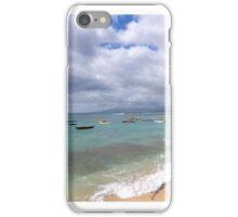 Waikiki Scene iPhone Case/Skin