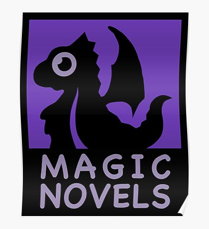 Magic Novels Poster