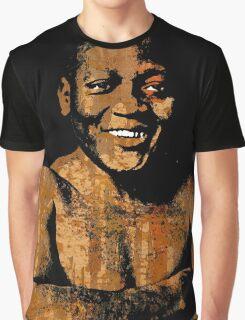 JACK JOHNSON (THE GALVESTON GIANT) Graphic T-Shirt