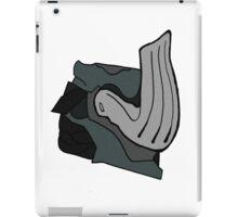 Warframe - Mordred Helm iPad Case/Skin