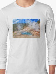 Geo Yellowstone Long Sleeve T-Shirt