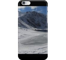 Llyn Idwal iPhone Case/Skin