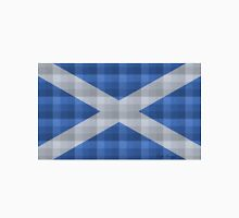 Saltire Plaid Classic T-Shirt
