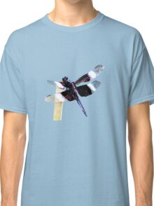 Widow Skimmer Dragonfly  Classic T-Shirt