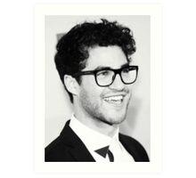 Darren Criss  Art Print