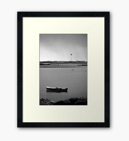 Cape Sable Framed Print
