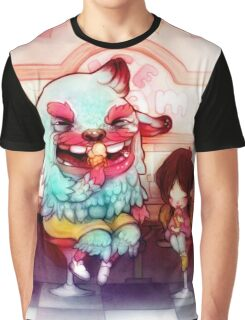 Sweet Tooth Graphic T-Shirt