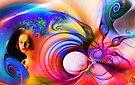 Cosmic Web by Nadya Johnson