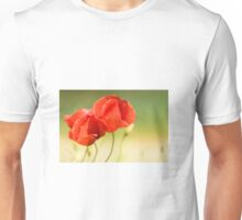 Poppies Unisex T-Shirt