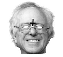 Satanic Bernie Sanders by titanat30