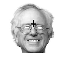 Bernie Sanders 666 Merch Photographic Print