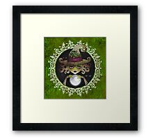 Elphaba, the Wicked Witch of the West Framed Print