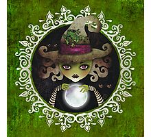 Elphaba, the Wicked Witch of the West Photographic Print