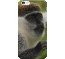 squirrel monkey iPhone Case/Skin